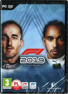 Gra PC F1 2019 Standard Edition