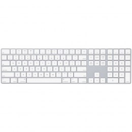 Magic Keyboard with Numeric Keypad - International English - Silver