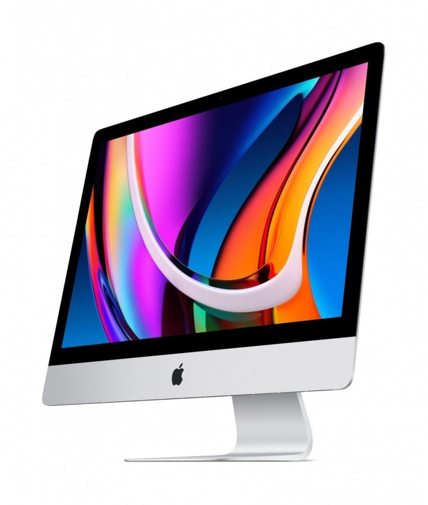27 iMac Retina 5K: 3.1GHz 6-core 10th Intel Core i5, RP5300/256GB